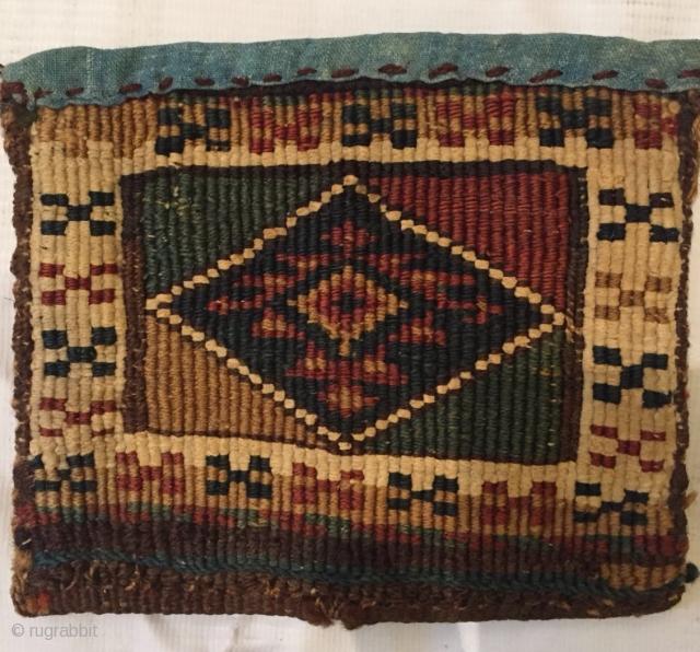 Shahsevan small bag 15x17cm