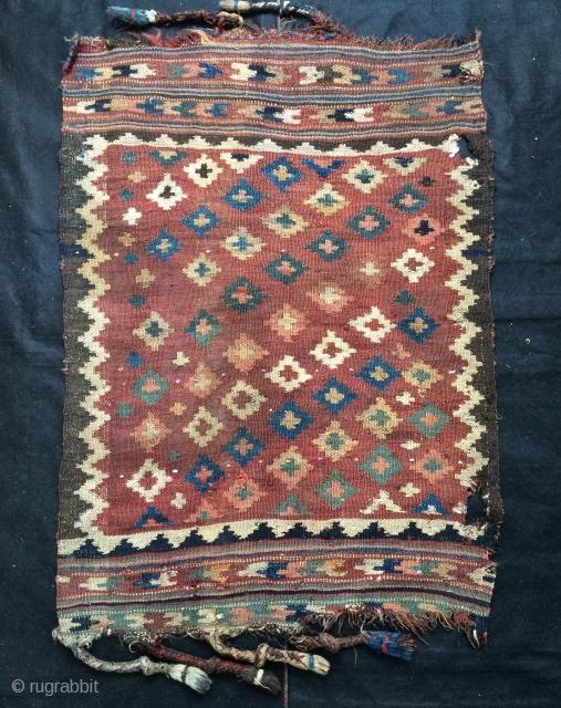 Rare Qhasgai baby crib cover. Size 96x70cm