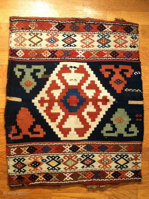antique Shahsavan  bag