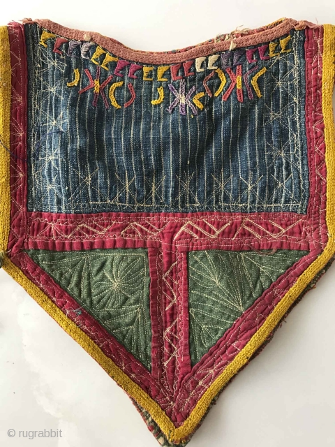 Stay Safe everyone! In the meanwhile enjoy this little vest! https://wovensouls.com/products/1083-old-childs-vest-karakalpak?ls=en