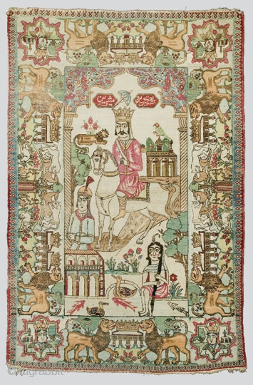 Kerman  ca 1900  175x115