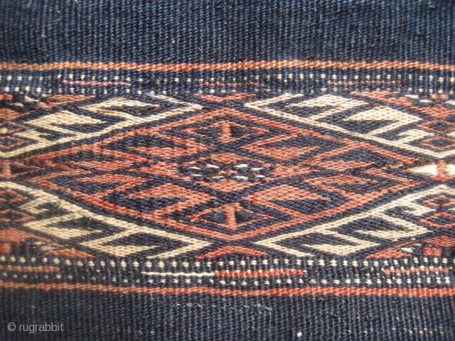 Anatolian Bergama / Balikesir bag face (cuval) (100X80cm).