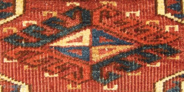 Turkoman bagface (123X37cm).