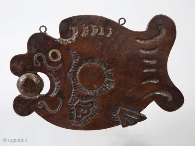 Buddhist temple gong,