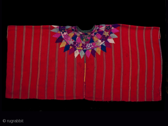 Ceremonial huipil (blouse),