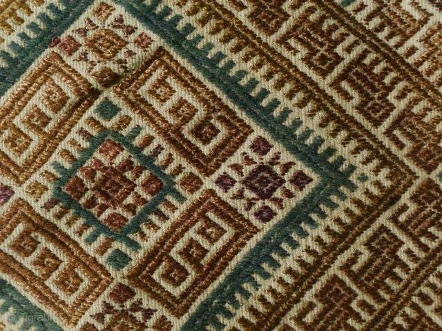 Fine Old Bouyi A K A Bouyei And Buyi Supplementary Warp