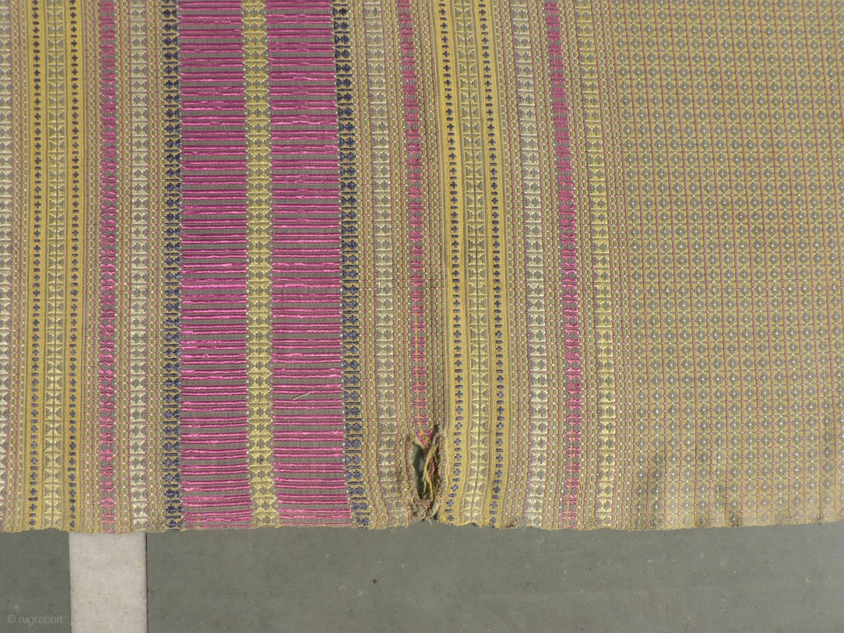 Antique Khes Textile From The Sind Region Of Pakistan Or