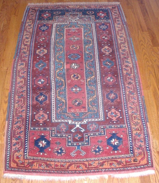 Hi, My Name Is John Fogg And I Am NOT A Rug Person— Except