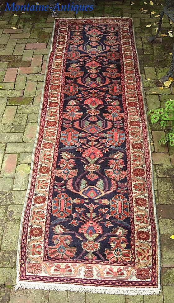 Mehriban Runner 2 Ft 10 X 9 Ft 8 Art Deco Piece In