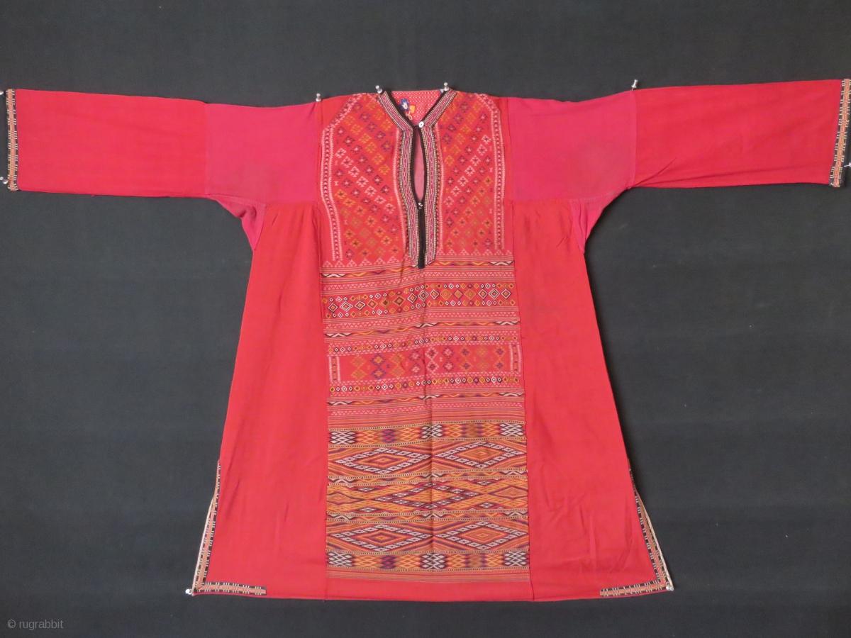 Persia Kalat Nadir I Shia Turkmen Costume Extreme Fine