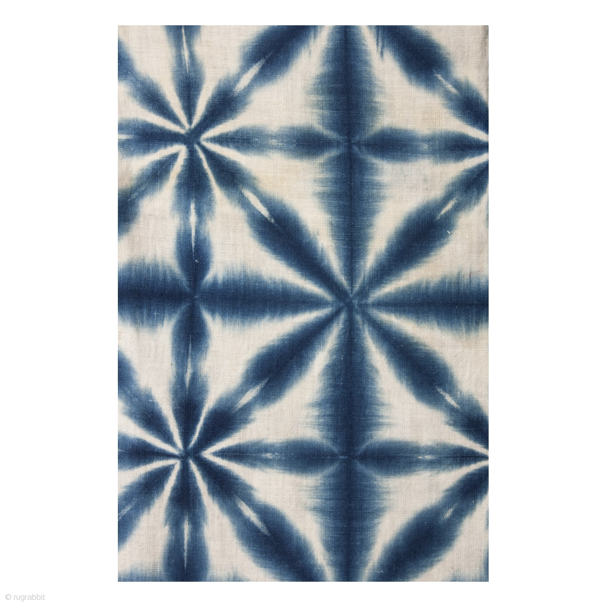 This Is A Striking Shibori Dyed Han Juban Which Is Often