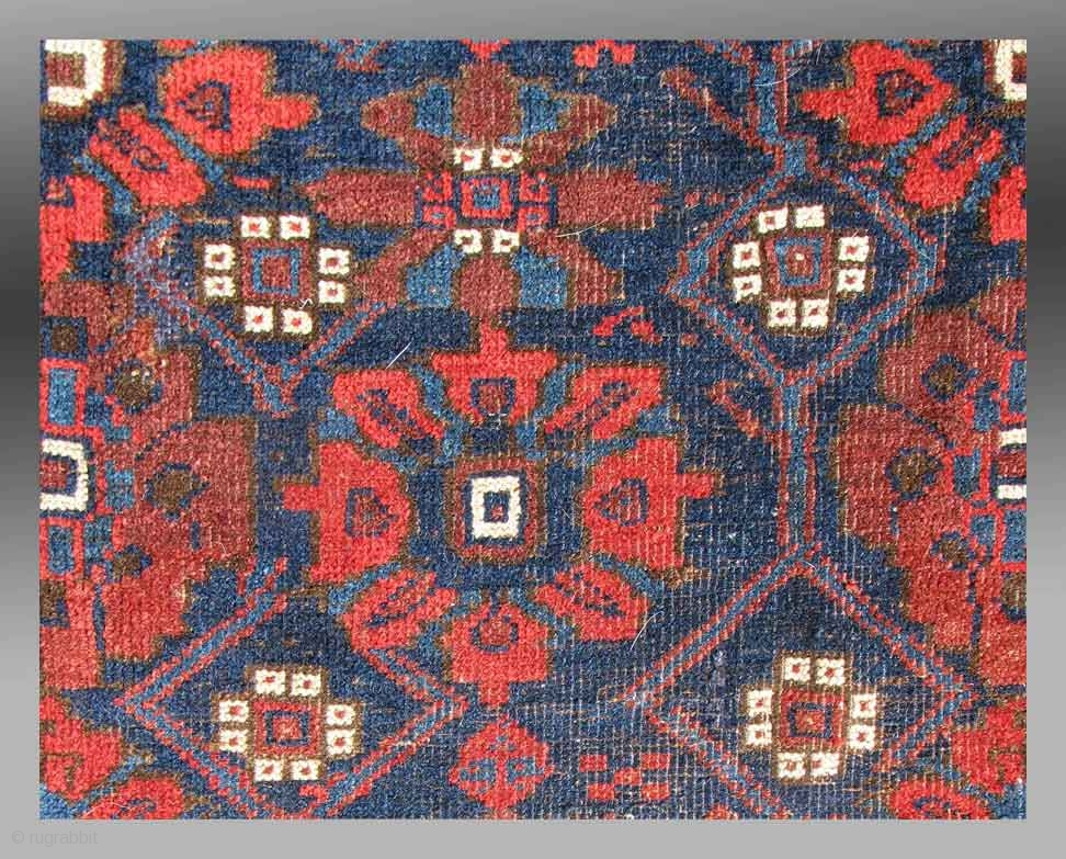 Baluch Rug Ne Persia 19th C 3 2 X 5 4 An Excellent