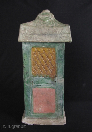 Ming Sancai Sedan Chair: 