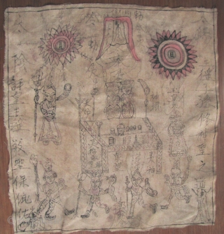 Yao Shaman's Cloths