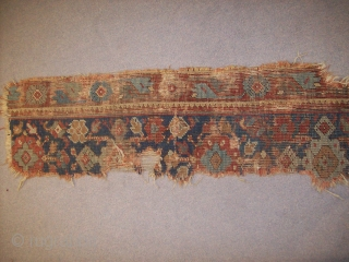 anatolian usak fragment 115x030