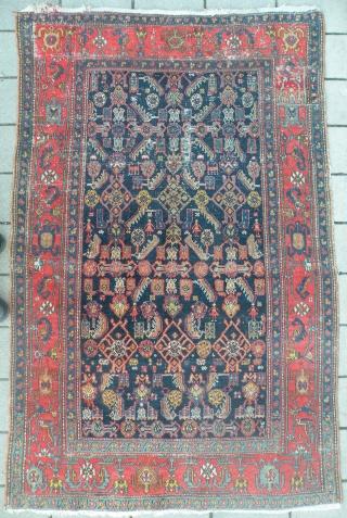 Persian Kurdish, 127x200 cm