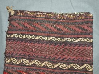 Antique Baluch bag 40x42 cm