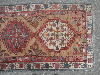 Sarab long rug, 100 x 314 cm