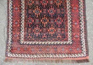 Baluch rug ca.1930, 120x215 cm