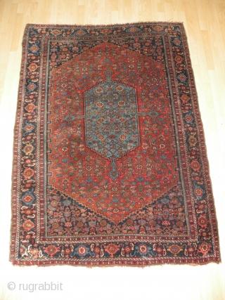 Old Bidjar rug, 147 x 196 cm