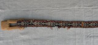 Qashqai pack animal band, 5x720 cm, 7x182cm