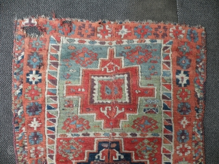 Antique East Anatolian Yurug rug, 120x202 cm