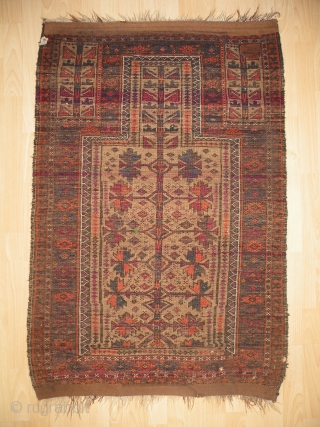 Baluch prayer rugs