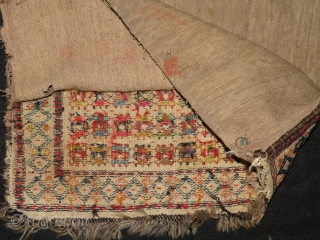 Old  Persian bag 44x53 cm