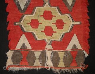 Kelim fragment, 70 x 160 cm
