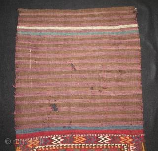 Uzbek Bagface, 57 x 108 cm