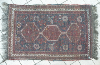 Old South Persian rug 89x137 cm