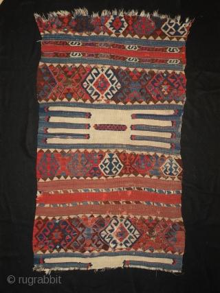 Anatolian Killim fragment, 83x140 cm