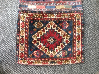 Old south persian saddle bag 50x100 cm