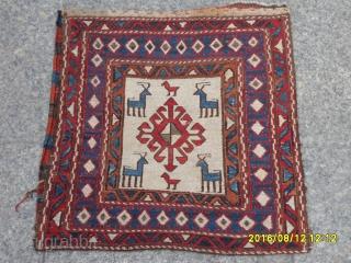 Antique Sahsavan Bagface size:46x44
