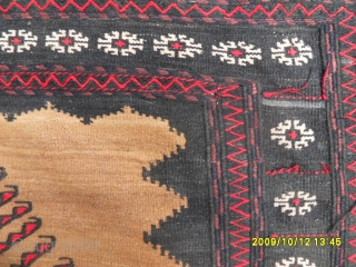 Baluch Kelim size: 135x120 cm.