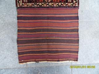 Antique Shiraz Bagface perfect very nice size: 50x60