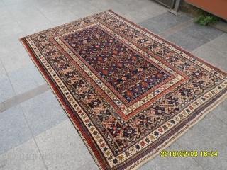 Antique Caucasian Chici Shirvan Perfect size: 217x145