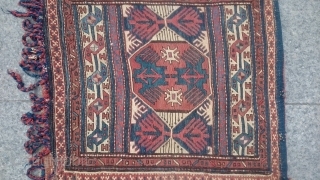 Antique Sahsavan Bagface size 56x51