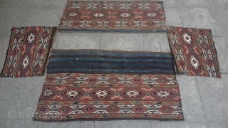 Antique Sumack Mafrash very Fine quality