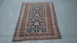 Antique caucasıan Shirvan Perepedile Fine quality size 150x115