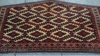 Antique Türkmenistan Asmalık very Fine quality nice piece