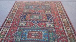 Antique Caucasıan Horossan Sumack perfect its ready natural dyes size 327x213
