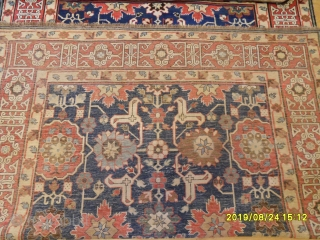 Antique Caucasian Nice Kuba Carpet size: 220x150 cm.