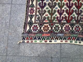 Anatolian Cicim original piece size 180-145