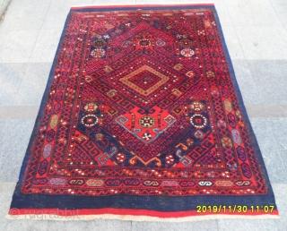 Antique Anatolian Yöncü Bergama Perfect size: 165x125 cm.