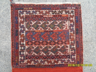 Antique Siraz Bagface size: 53x60