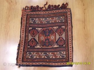 Antique Sahsavan Bagface size: 55x50