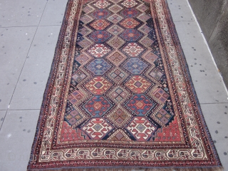 NW Persian Carpet 10.3 x 5.10 circa 1900 .