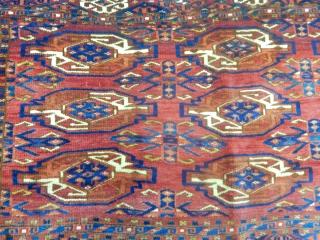 Antique Turkmen Chuval