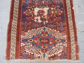 Caucasian Sirvan Rug